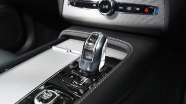 Volvo XC90 T8 - centre console