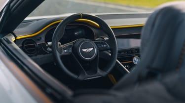 Bentley Bacalar - interior