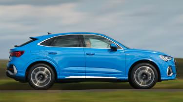 Audi Q3 Sportback - side