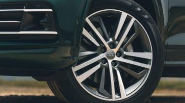Audi Q5 55 TFSI e - wheel