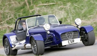 Caterham CSR