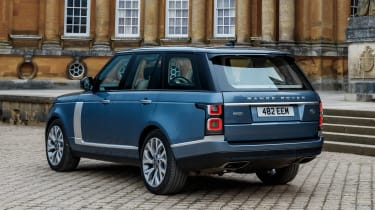 Range Rover PHEV - rear static