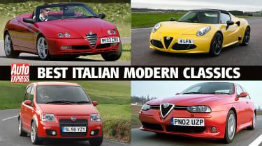 Italian modern classics