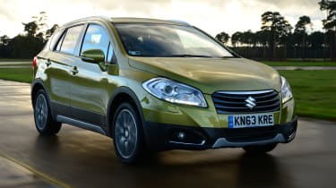 Best cars for under £10,000 - Suzuki S4X S-Cross