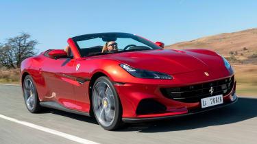 Ferrari Portofino M - front