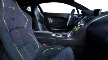 Aston Martin AMR brand - Vantage Pro interior
