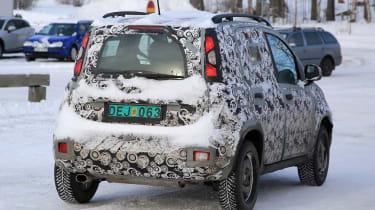 Fiat Panda Cross facelift 9