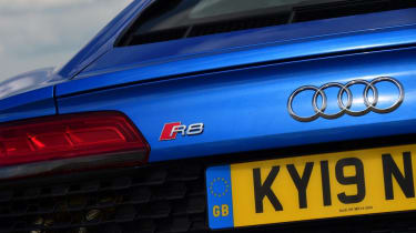 Audi R8 - brake light