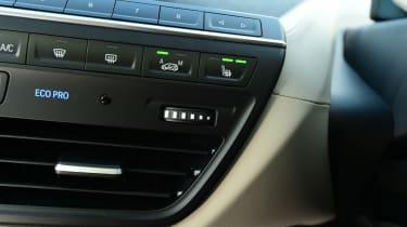 Long-term test review: BMW i3 REx buttons