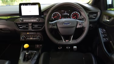The Mountune upgrade is done from comfort of your cabin and controlled via smartphone