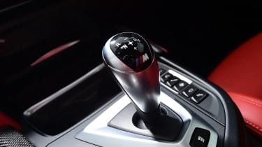 BMW M4 - gear lever