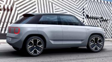 Volkswagen ID Life - rear/side