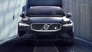 Volvo S60 Polestar - full front