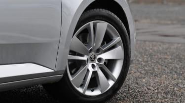 Skoda Superb iV Estate - wheel