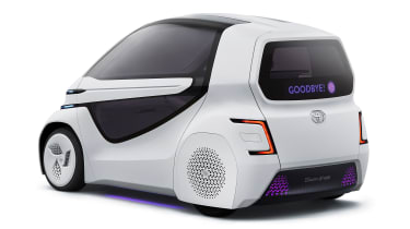 Toyota Concept-i Ride - rear