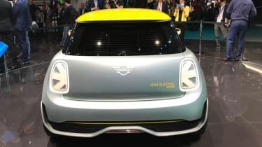2019 MINI Electric Concept Frankfurt - boot