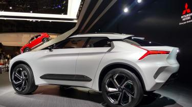 Mitsubishi e-Evolution concept - Tokyo rear