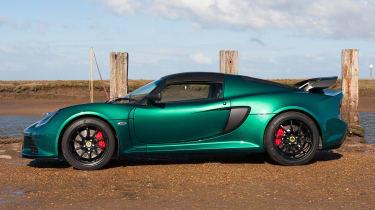Lotus Exige Sport 350 - side