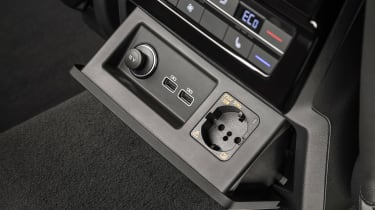 Volkswagen Touareg -USB