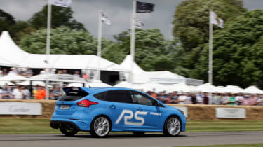 Ken Block Focus RS - rear cornering