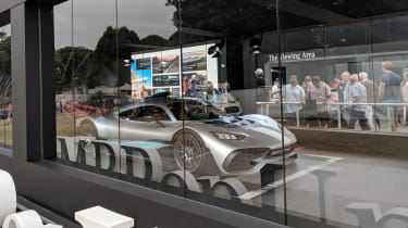 Goodwood Festival of Speed - Mercedes-AMG Project One