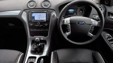 Ford Mondeo Titanium X Business dashboard