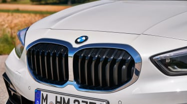 BMW 1 Series 2019 grille