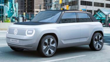 Volkswagen ID Life - front