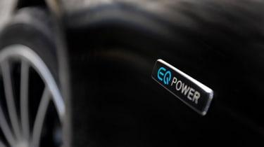 New Mercedes S 580 e L plug-in hybrid - badge