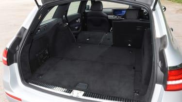Mercedes E-Class Estate - boot