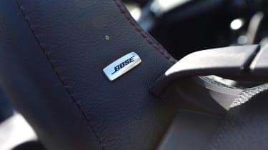 Mazda MX-5 - seat detail