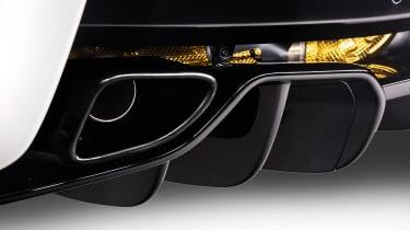 McLaren 570GT by MSO Concept - exhaust