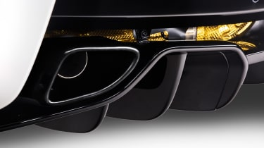 McLaren 570GT by MSO Concept - exhaust