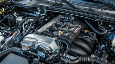 Mazda MX-5 - engine