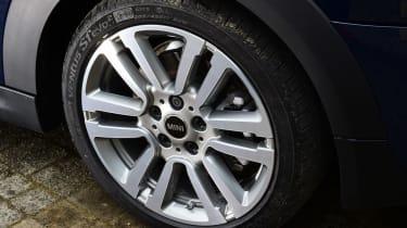 MINI Seven - wheel detail