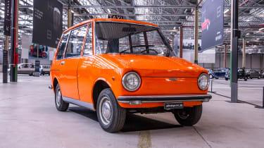 FCA Heritage - Fiat city taxi