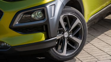 Hyundai Kona Premium SE 2017 - alloy wheel