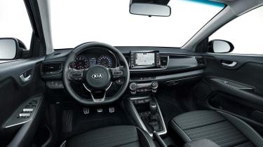 Kia Rio GT-Line - interior