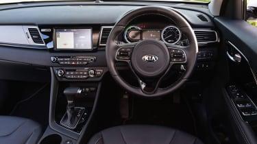 Kia Niro Plug-in Hybrid - dash