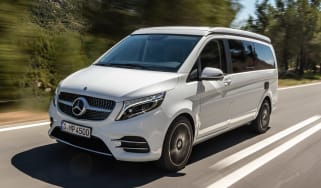 Mercedes V-Class Marco Polo - front