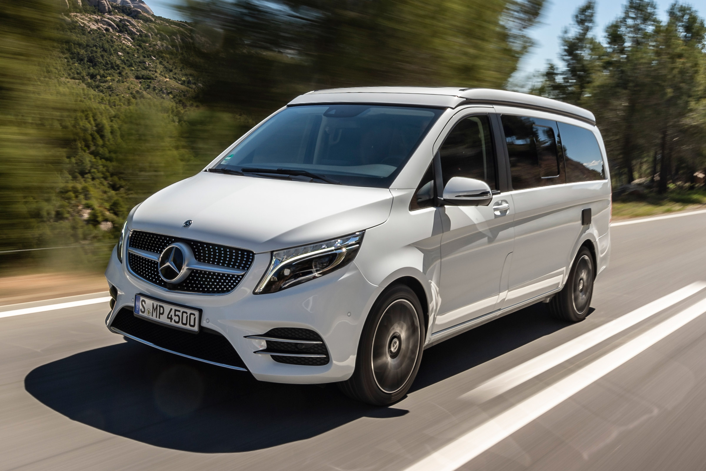 New Mercedes Marco Polo 2019 review | Auto Express