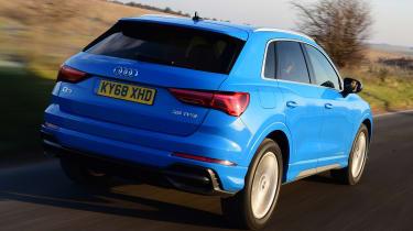 Audi Q3 - rear