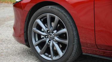 Mazda 3 - wheel