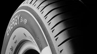 Michelin energy saver tyre