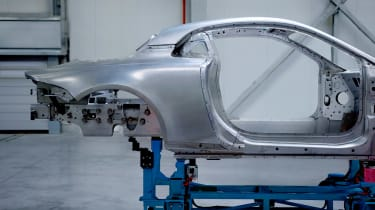 Alpine A120 Chassis teaser