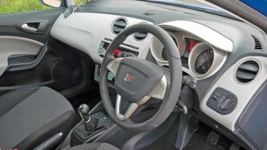 Seat Ibiza ST interior