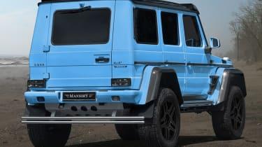 Mansory G500 4x4² - rear
