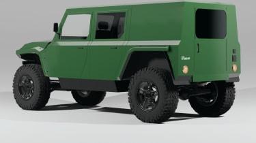 Munro 1 - green