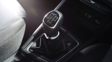 Hyundai i20 - transmission