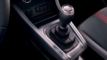 Renault Captur R.S. Line - transmission